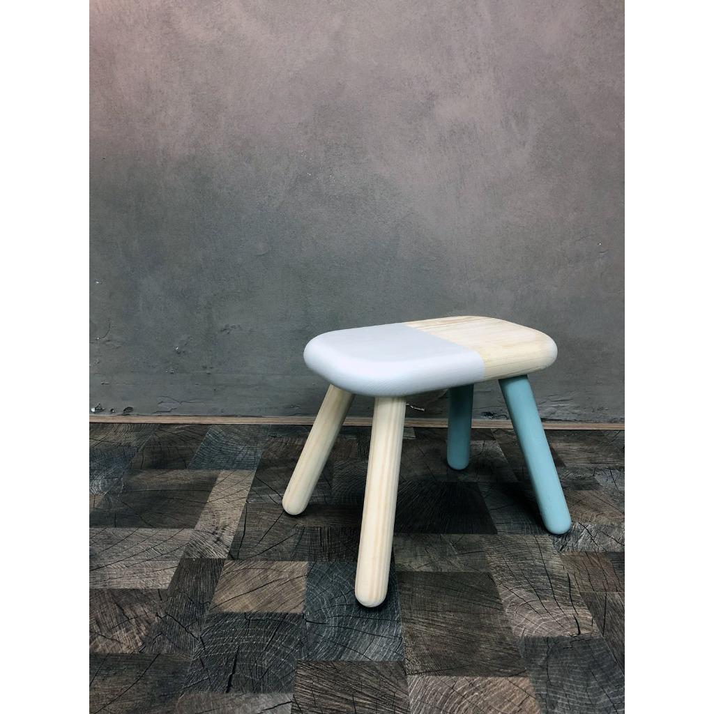 Dough stool // 小麵團板凳