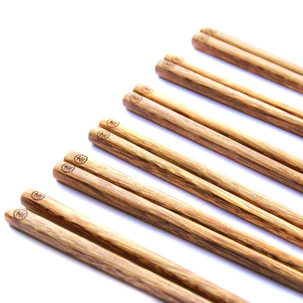 木入三分。雞翅木筷(12雙入)
