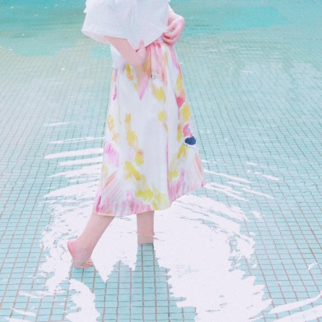 飛羽 +裙 /粉