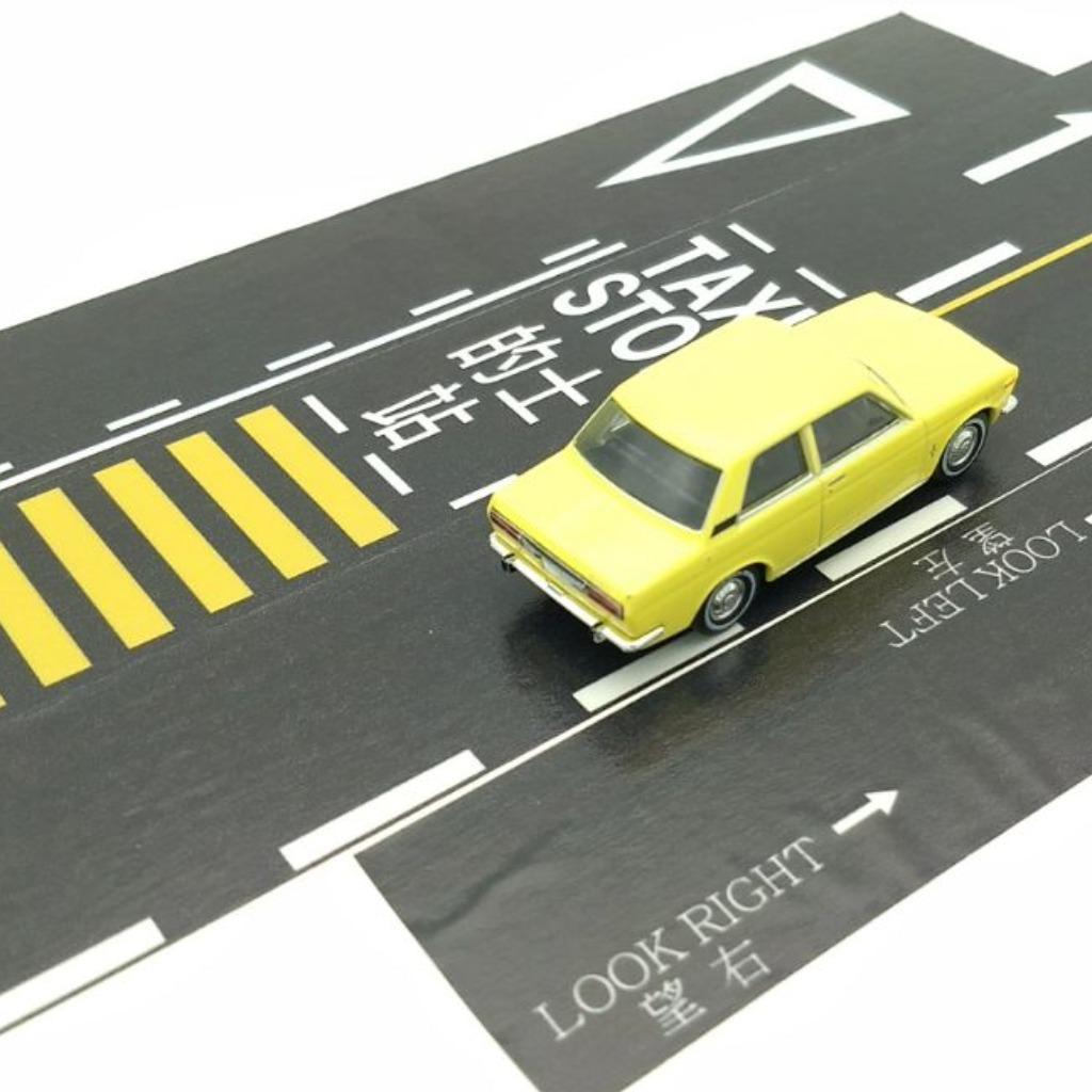 香港玩具車路紙膠帶