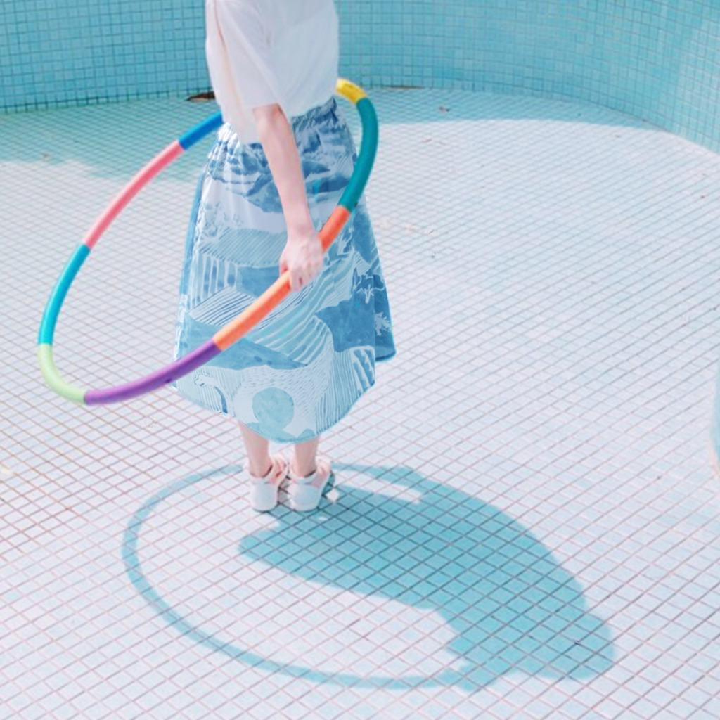 冰河恐龍 +裙 /蘇打