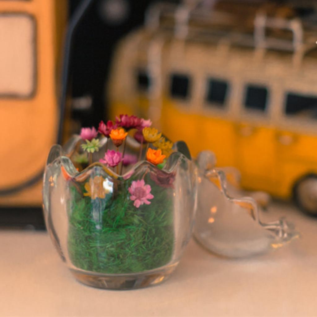 M Flower 幸福小蛋