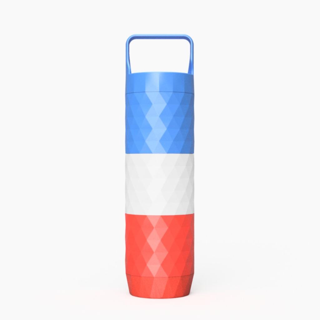 Wattle | 個人化水壺-431ml(世界盃德國款x1)