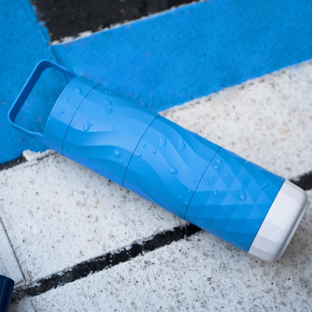 Wattle | 個人化水壺-468ml(天空藍x1)