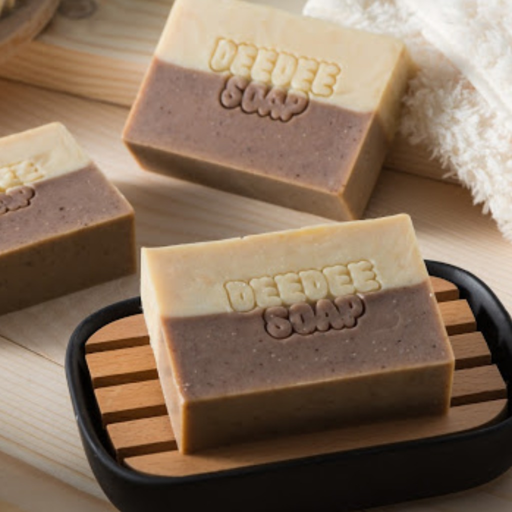 伊蘭乳木馬賽皂-樂玩皂Deedee soap 手工皂/肥皂/敏感肌