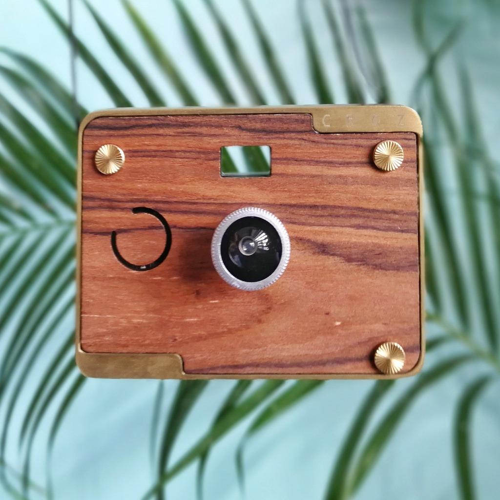 CROZ D.I.Y Digital Camera (摩登復古 Vintage)