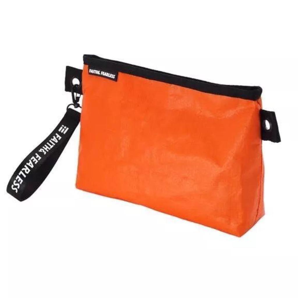 Faith& Fearless Mini3 - Orange