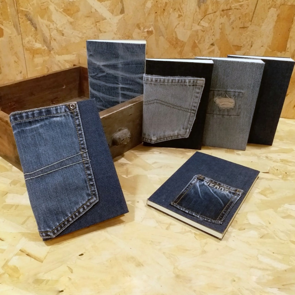 Denim Notebook旅行記事簿
