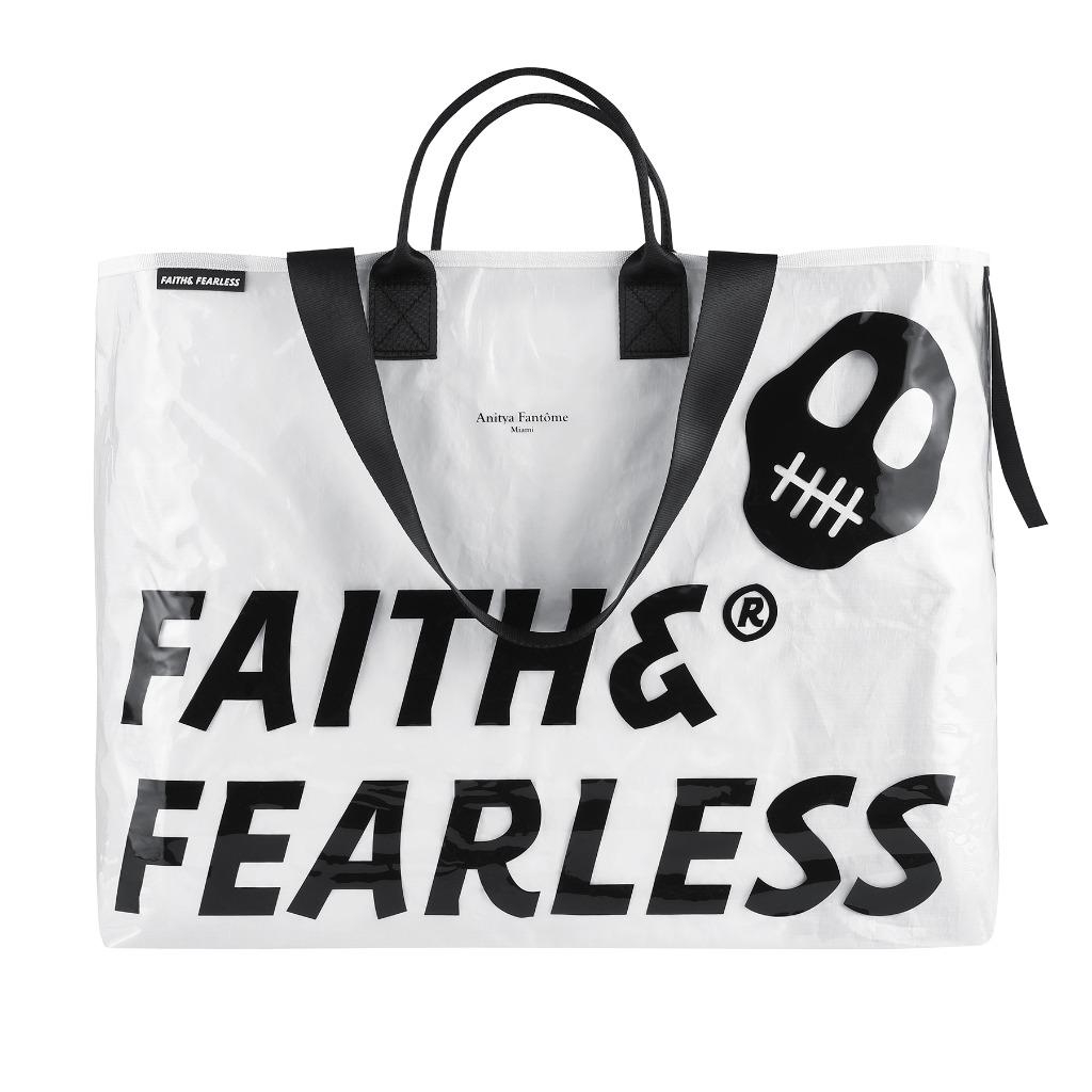FAITH& FEARLESS × Anitya Fantôme系列_限量版