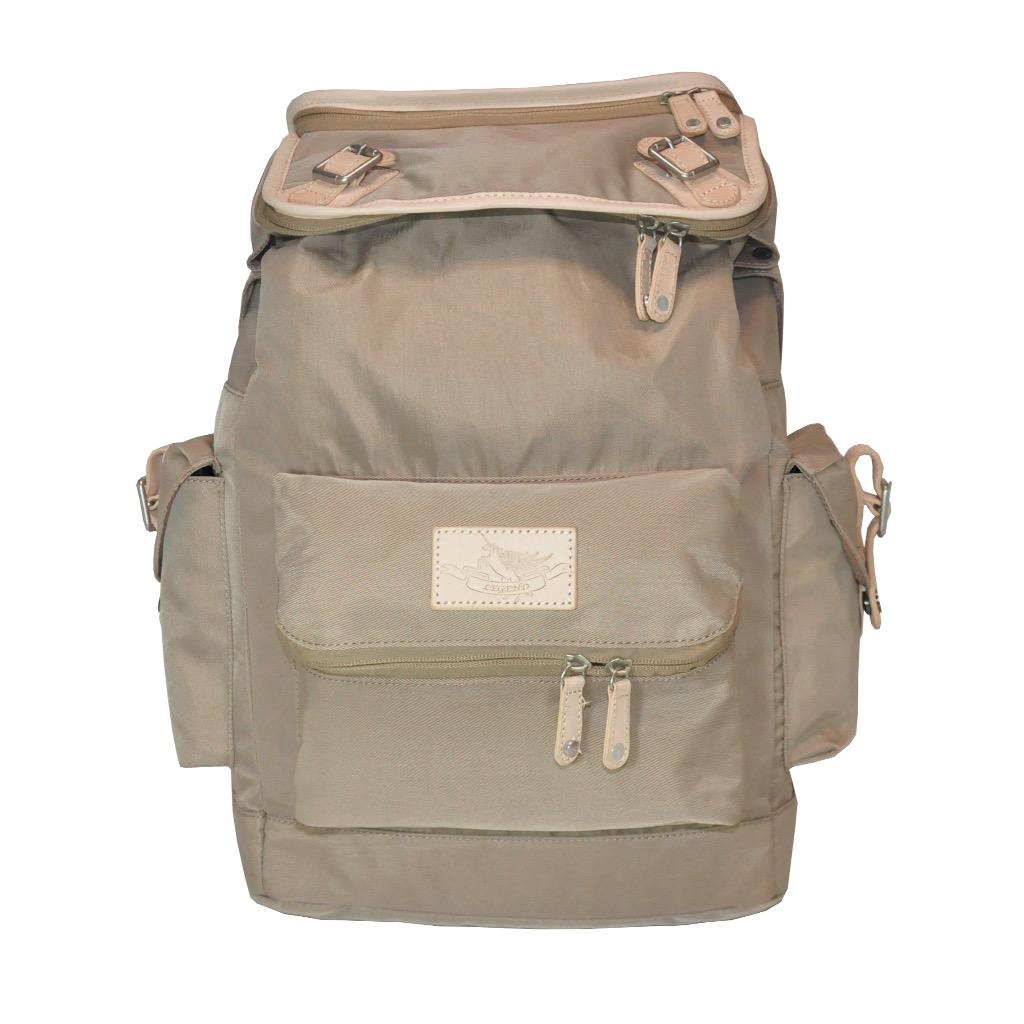 Pegasus backpack - Hazelnut