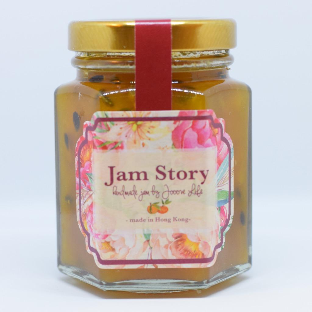 熱情果芒果果醬 Passionfruit Mango Jam (100g)
