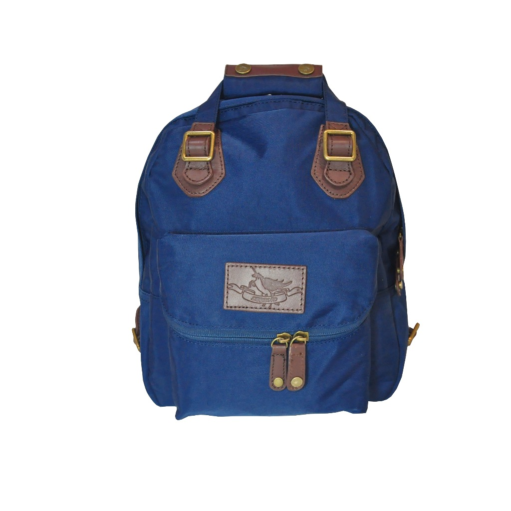 Unicorn backpack - Navy