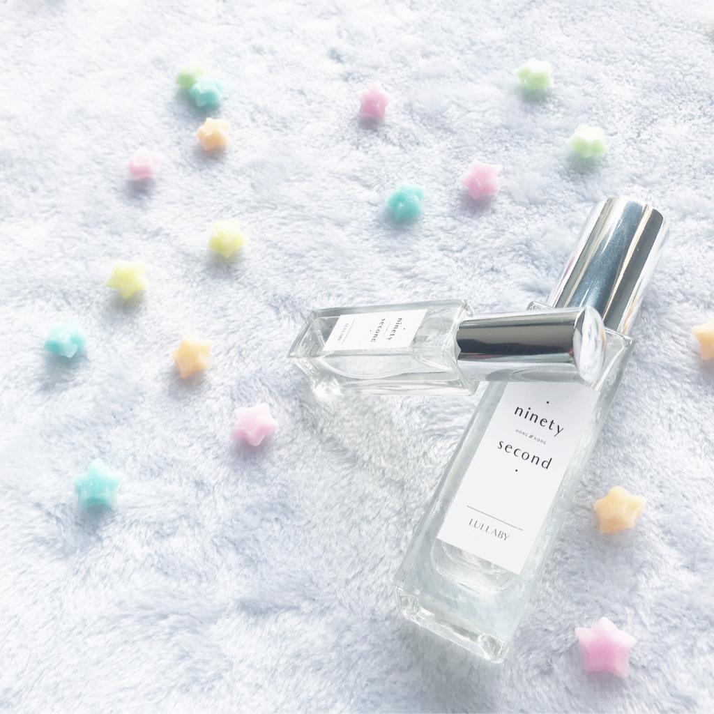 賞想 ninety second LULLABY | 莓果雲呢拿香水 | 30mL