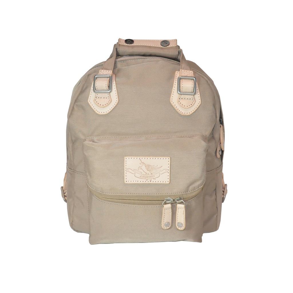 Unicorn backpack - Hazelnut