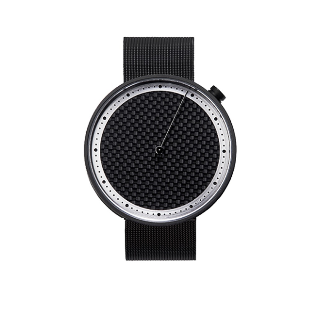 UltraTime Zero 手錶 - 黑洞