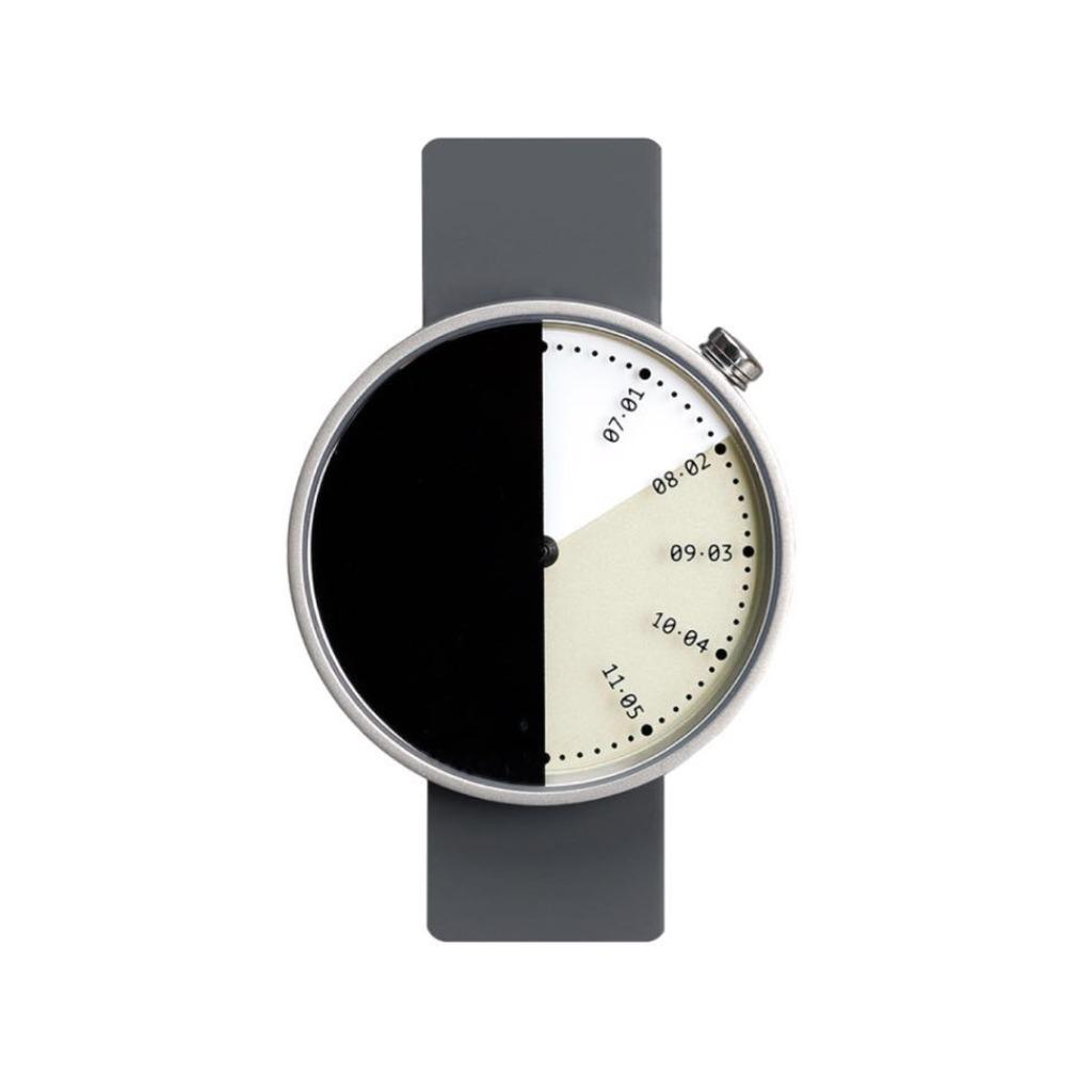 UltraTime 002 - 奶油灰