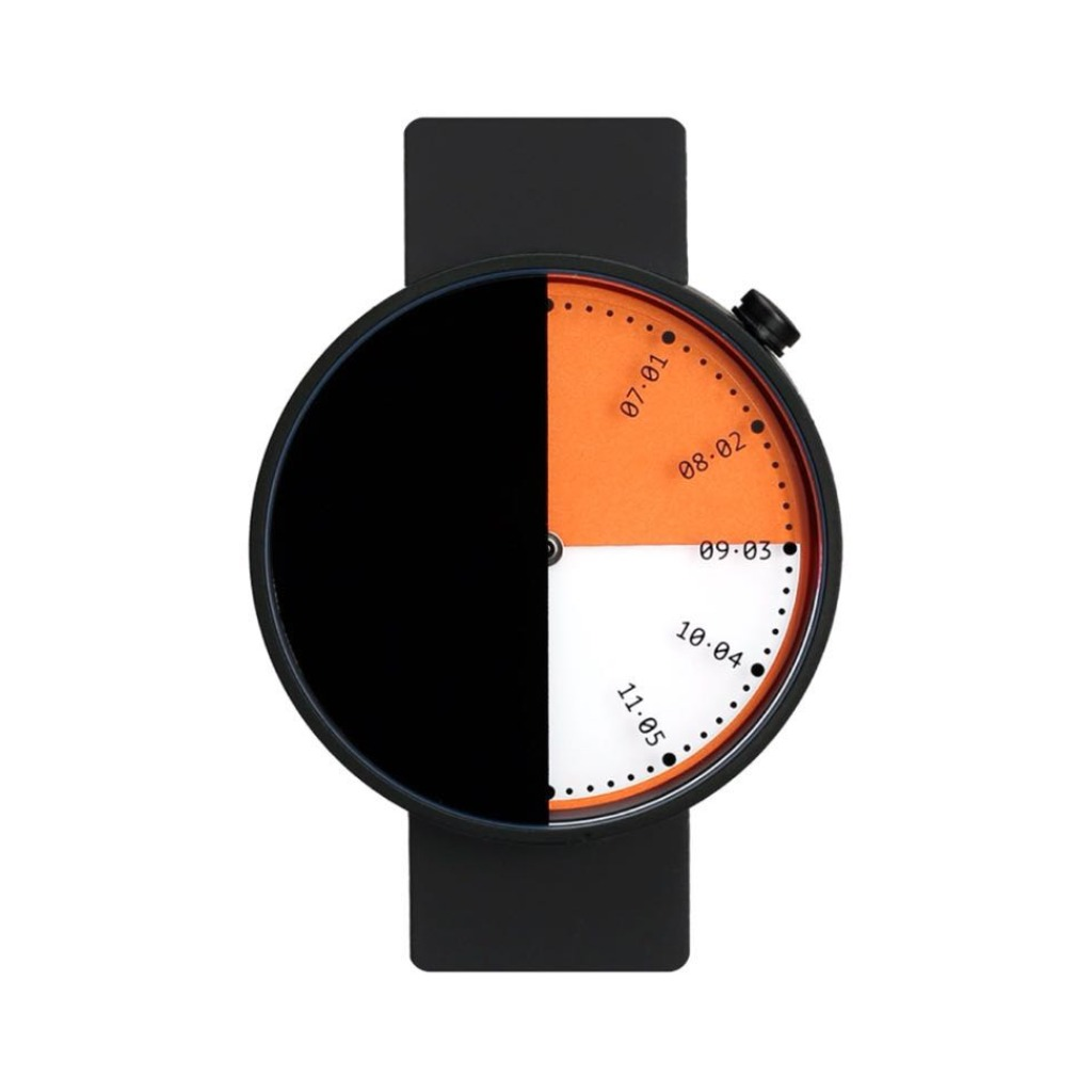 UltraTime 002 - 發條橙