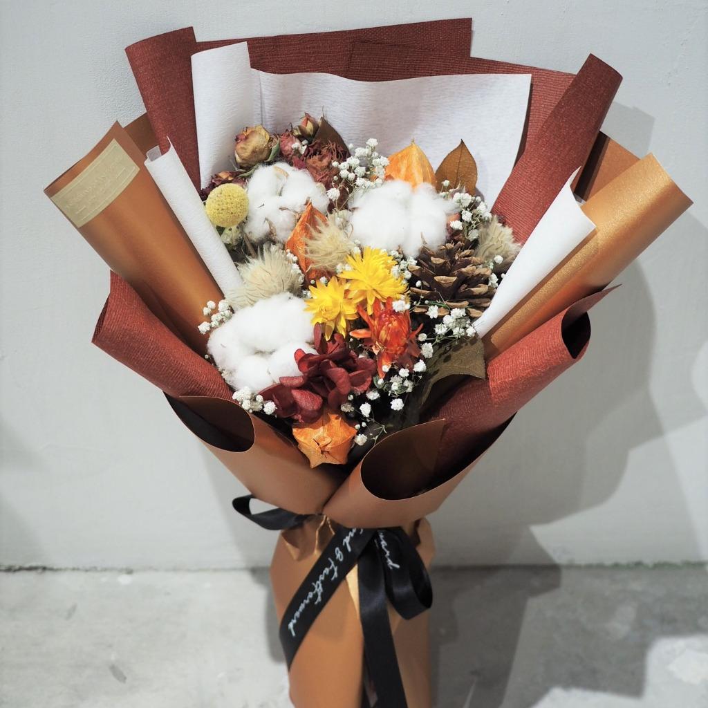 乾花束 Dried Flower Bouquet