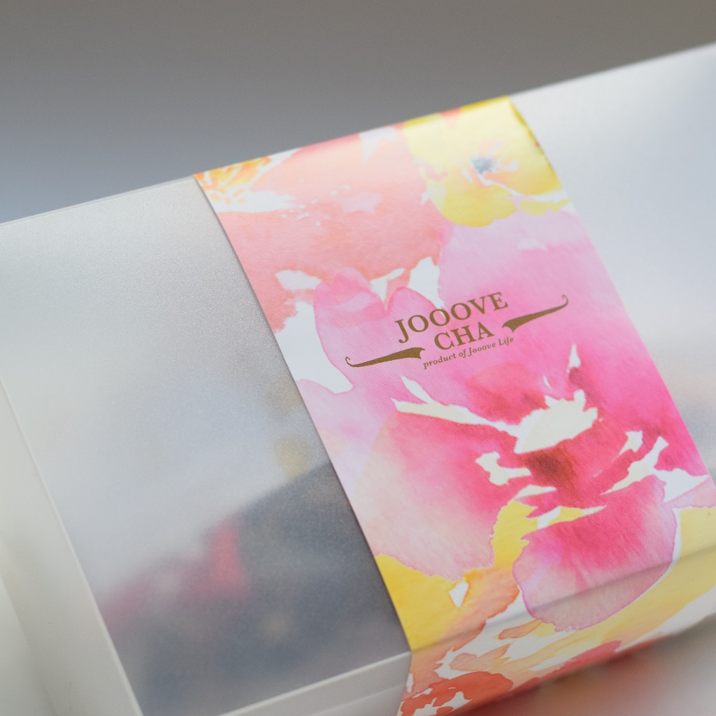 Jooove Cha 黑糖紅棗杞子薑茶、菠蘿蜂蜜花茶禮盒共8包