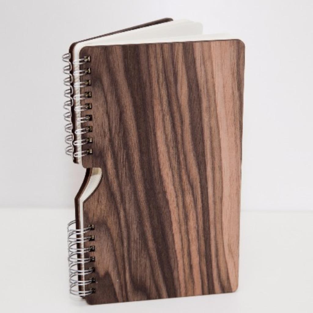 賞想 Hyle Deisgn HOLD-IT木封面筆記本 系列
