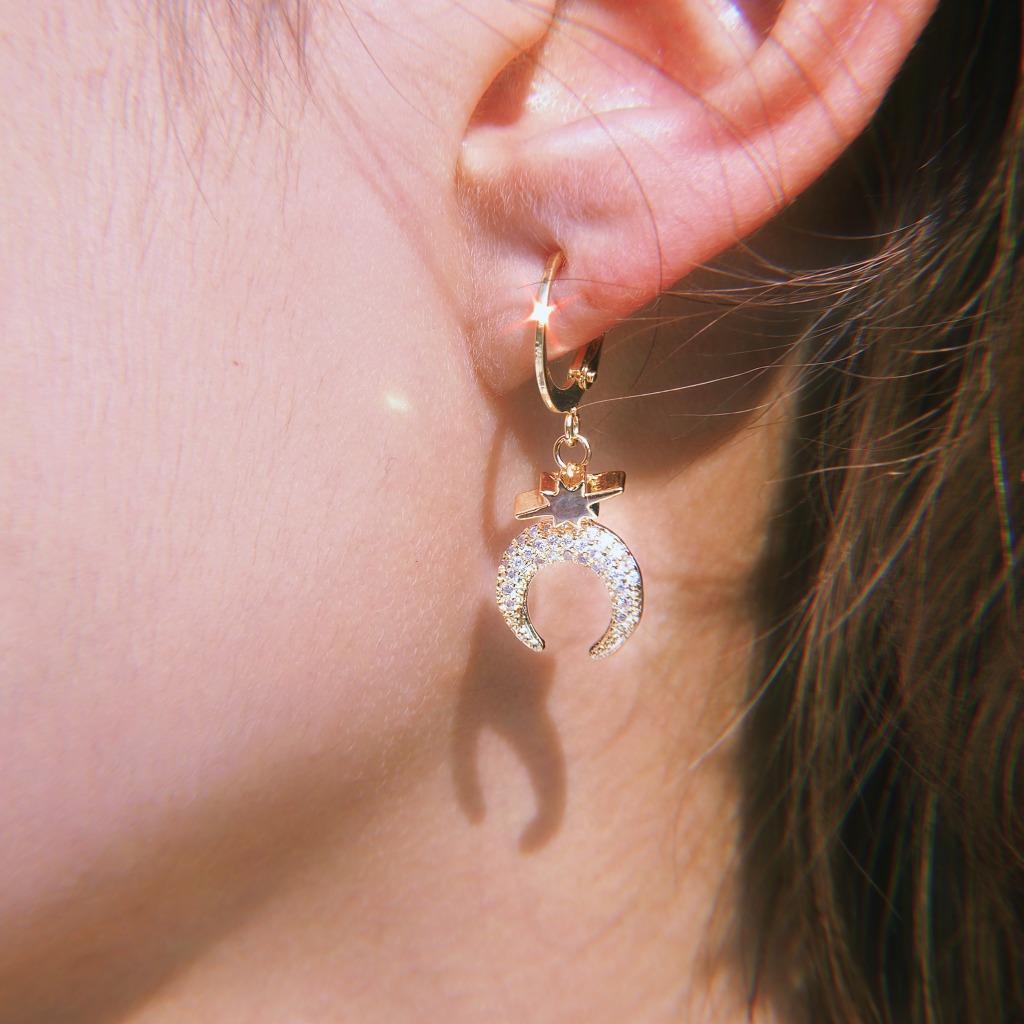 Taurus 金牛座耳環