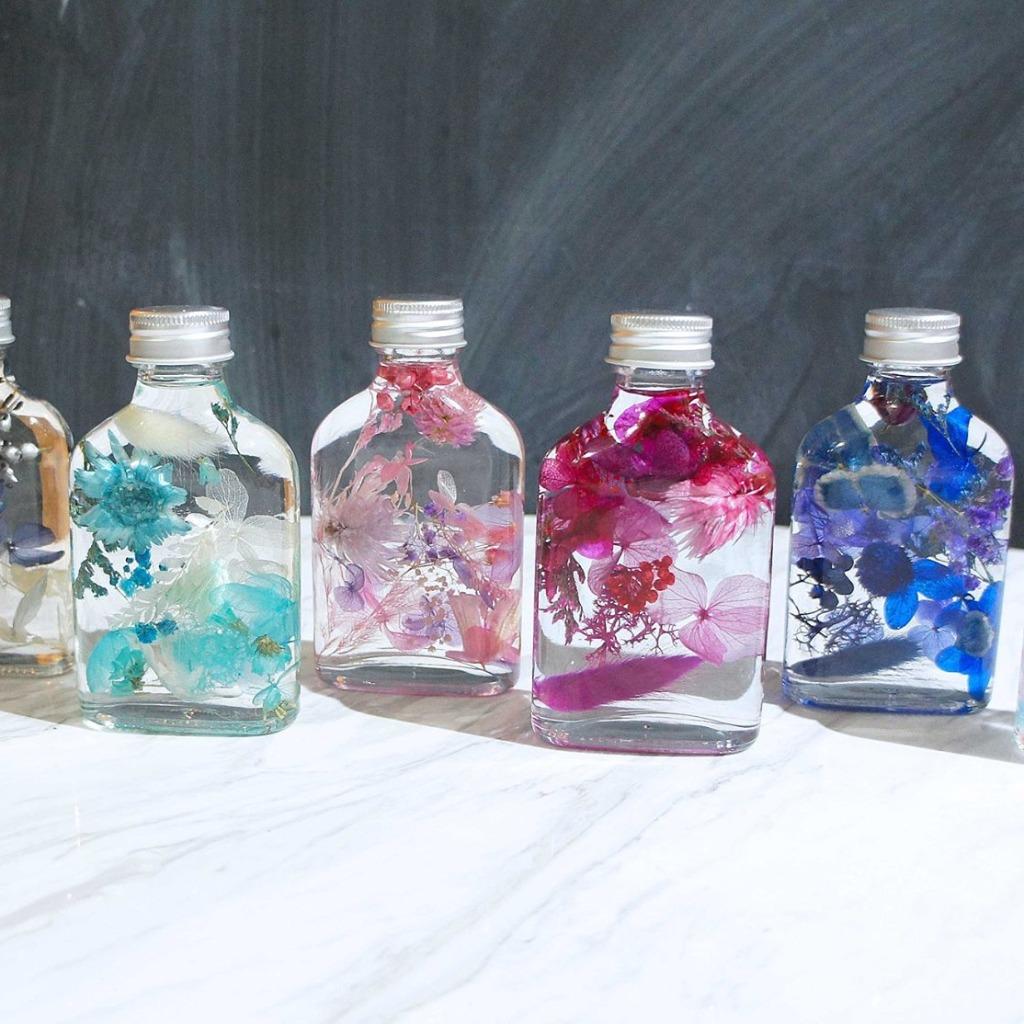 花火瓶 - 酒瓶(小)