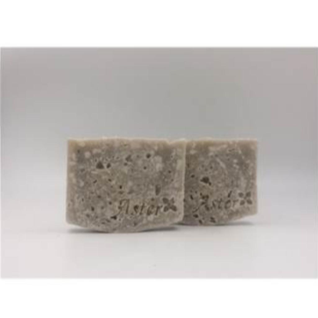 綠泥浴鹽深層潔膚皂