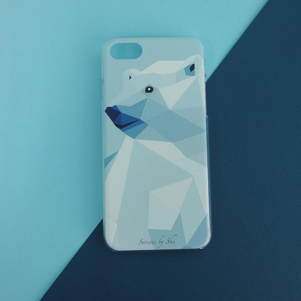 北極熊電話殻