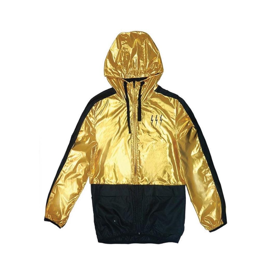 Fungolia Jacket Gold