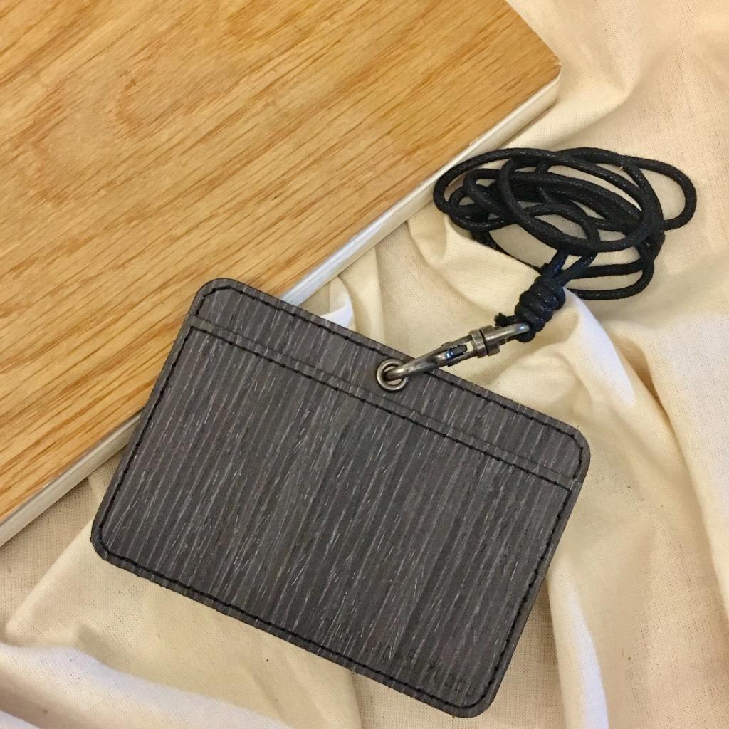 木製證件套(橫向)
