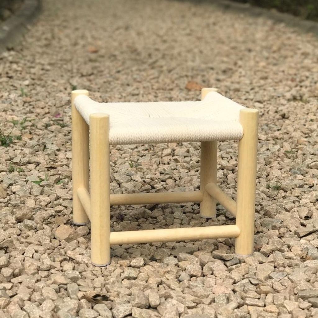 《糸品・椅想》編織椅墊體驗工作坊 【2019年9月22日 │ 15:00 - 16:30】