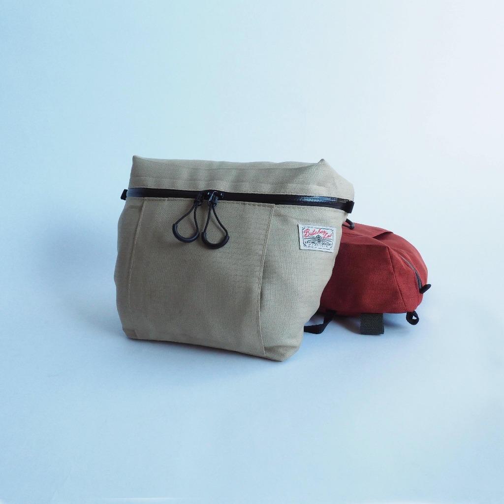 Nova Bag 輕斜背包 卡其色