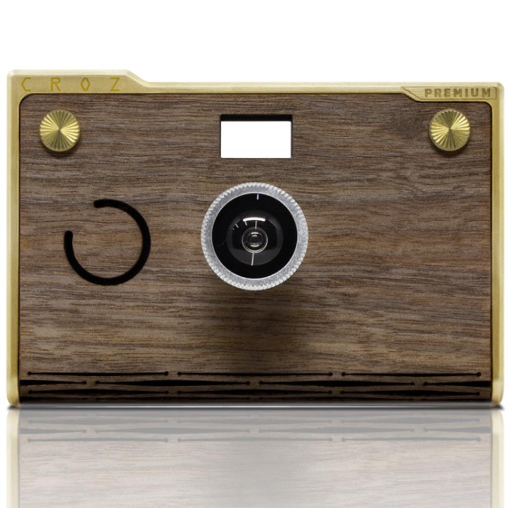 [優惠區,售完即止] CROZ D.I.Y Digital Camera 原質經典