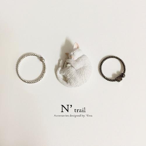 【N' trail】指尖上的潘朵拉-戒指(售價為單只)