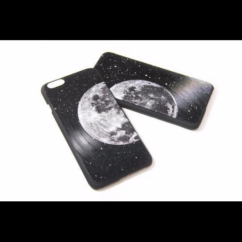 iPhone 6 Plus 6S Plus 手機殼 月球 黑膠唱片 保護殼【HIRAETH 浪漫星球系列】 (可以刻名)