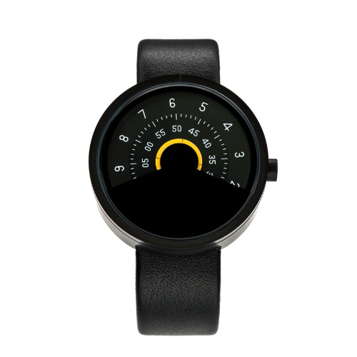 ANICORN 簡約轉盤設計 - 時尚自動機械手錶 Series 000 - BY