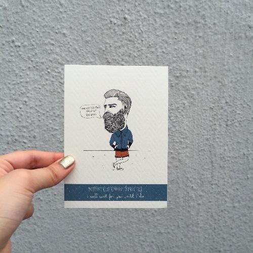 第8款 明信片 Postcard