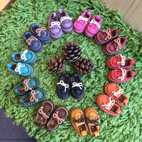 莫卡辛鞋(Moccasin)