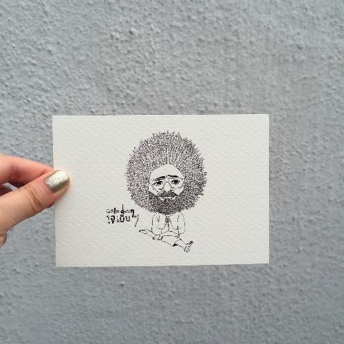第6款 明信片 Postcard
