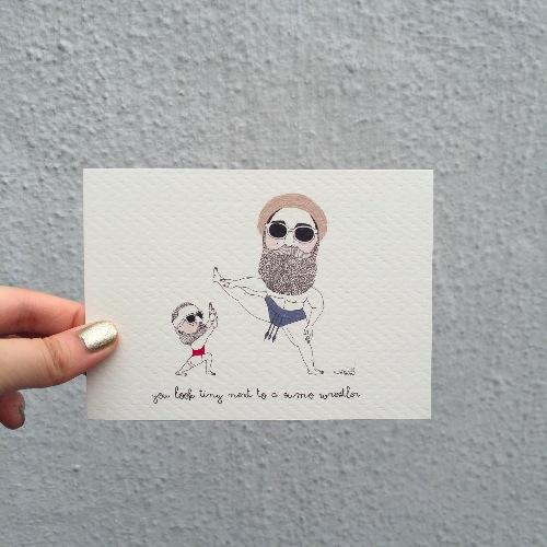 第3款 明信片 Postcard