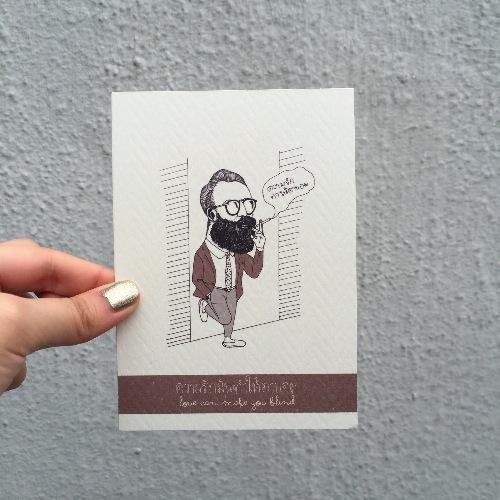 第4款 明信片 Postcard